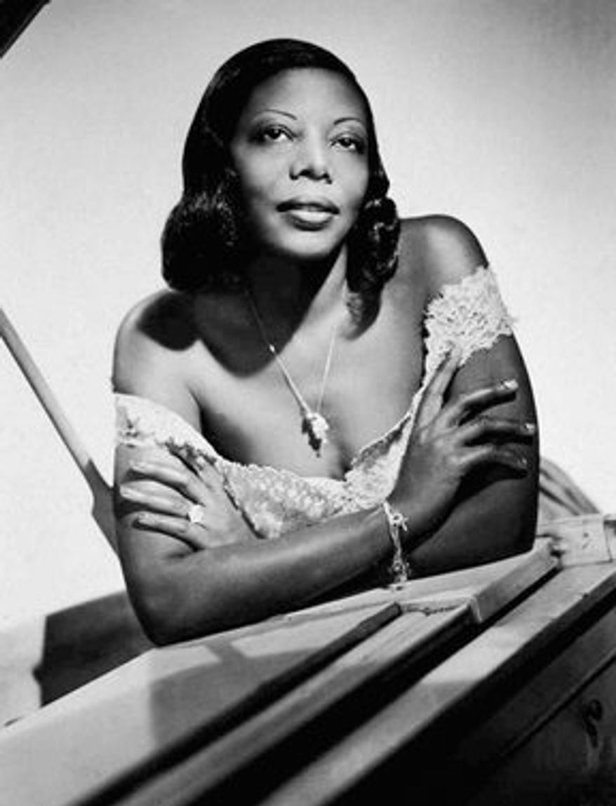 Behind many of Americas jazz greats like Duke Ellington, Miles Davis, and Dizzy Gillespie was a great womanMary Lou Williams, an American jazz pianist, composer, arranger, and mentor for the aforementioned musicians.
