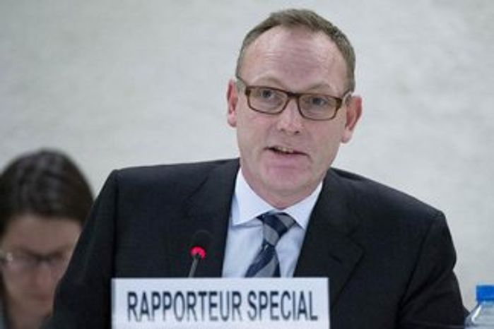 The rapid spread of drone technology raises questions far beyond the U.S., says Ben Emmerson, the U.N. special rapporteur on human rights and counterterrorism.