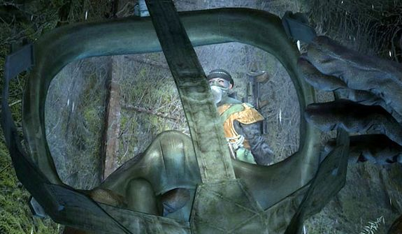 A player will often need a gas mask  in the first person shooter Metro: Last Light.
