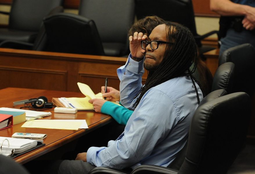 Colorado Gov. John Hickenlooper is considering a request to spare the life of a convicted killer. (Associated Press)