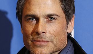 ** FILE ** Rob Lowe (Associated Press)