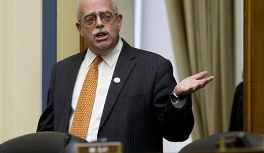 Rep. Gerald E. Connolly, Virginia Democrat (Associated Press)