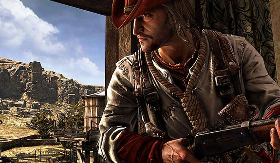 Hang out with Billy the Kid in the first person shooter Call of Juarez: Gunslinger.
