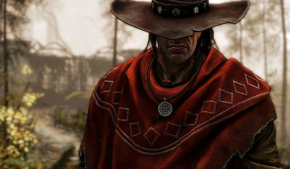 Silas Greaves becomes a legend in the first person shooter Call of Juarez: Gunslinger.