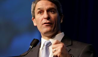 Virginia Attorney General Kenneth T. Cuccinelli II  (Associated Press)