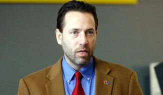 Tea party favorite Joe Miller has filed paperwork to formally enter the U.S. Senate race in Alaska. (Associated Press)