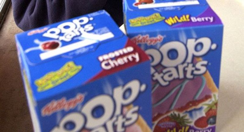 This May 30, 2013, file photo shows boxes of Pop-Tarts. (Associated Press) ** FILE **