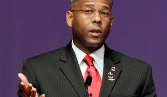 **FILE** Former Rep. Allen B. West (Associated Press)