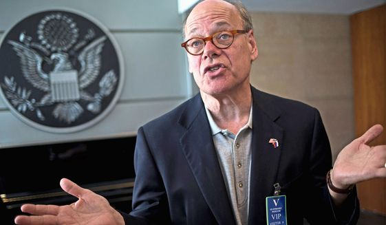 Rep. Steve Cohen said if Russian authorities had known Tamerlan Tsarnaev had traveled to Dagestan last year they might have tried to kill him. (Associated Press) ** FILE **