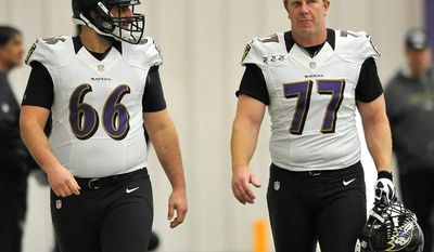 """Matt Birk, the Baltimore Ravens' center who retired after the team's Super Bowl win, didn't join the team this week at the White House. He said it was because of President Obama's support for Planned Parenthood. """"I am Catholic, I am active in the pro-life movement, and I just felt like I couldn't deal with that,"""" he said. (Associated Press)"""