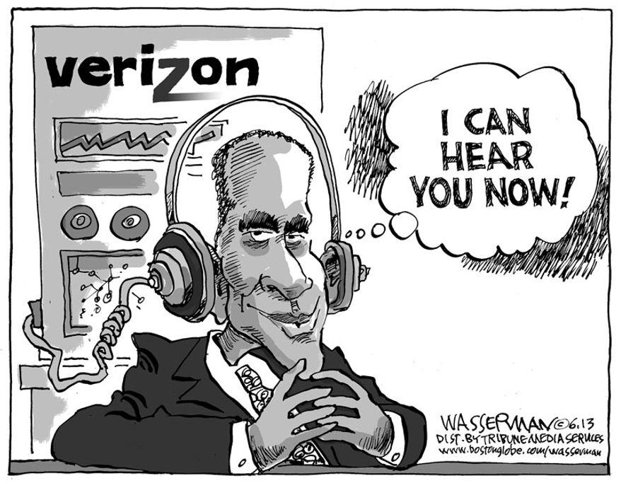 Illustration by Dan Wasserman of the Boston Globe