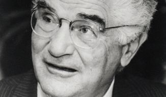 Paul Soros, a successful port engineer and older brother of billionaire financier George Soros, has died in New York City. He was 87. (AP Photo/Peter Soros)