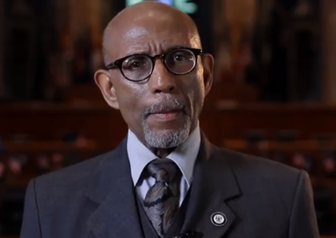 Louisiana state Sen. Elbert L. Guillory (YouTube)