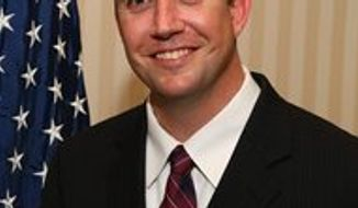 Rep. Duncan Hunter of California, a Marine combat veteran who sits on the House Armed Services Committee, called Wednesday for an audit of all U.S. government secrecy standards. (Associated Press)