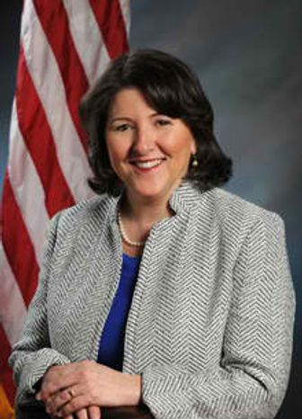 Mayor Donnalee Lozeau of Nashua, New Hampshire is among those mayors who don't want to be part of Mayor Michael Bloomberg's anti-gun efforts. (photo from the city of Nashua, New Hampshire)