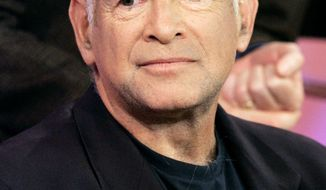 """Emmy winner Gary David Goldberg, pictured in 2008, created the television comedy series """"Family Ties"""" and """"Spin City."""" He died on Saturday, June 22, 2013, just shy of his 69th birthday. (AP Photo/Richard Drew)"""