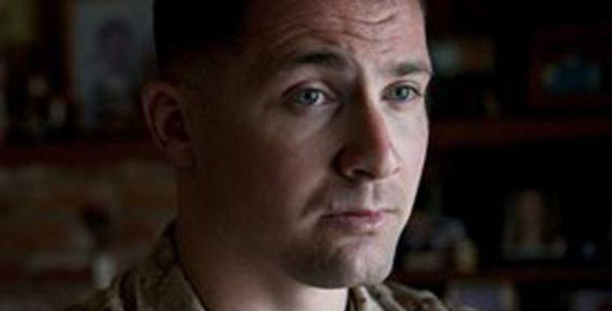 ** FILE ** Sgt. Lawrence Hutchins III. (Associated Press)