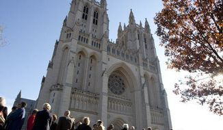 **FILE** The National Cathedral in Washington (Associated Press)