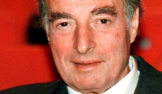 ** FILE ** This is a Nov. 30, 1998, file photo of financier Marc Rich shown in in Zug, central Switzerland. An associate of Marc Rich said Wednesday, June 26, 2013, that the trader pardoned by President Clinton has died in Switzerland. (AP Photo/Guido Roeoesli File)