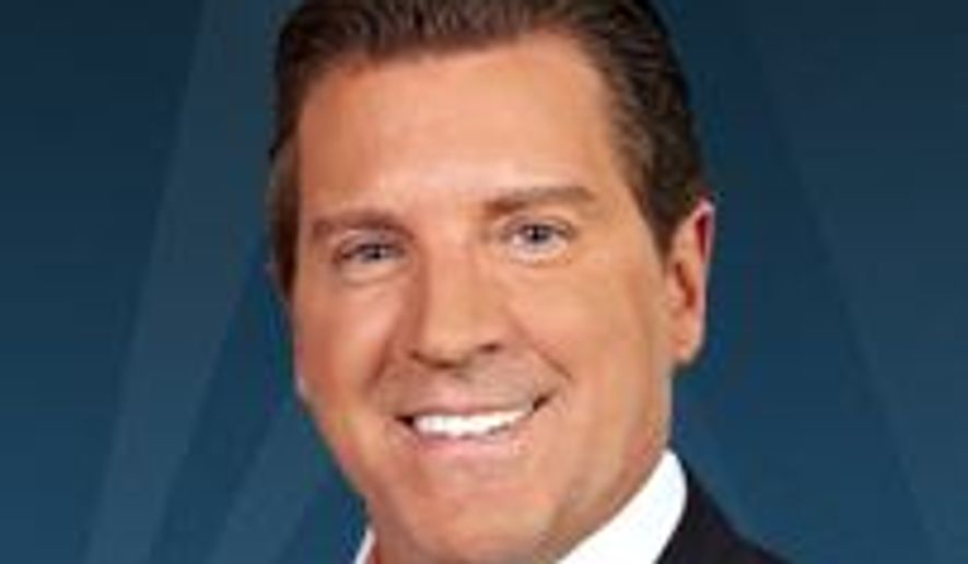 "Fox News host Eric Bolling has been suspended from the network amid an  investigation that he sent a ""lewd photo"" to co-workers. Photo by Henry S.  Dziekan ..."
