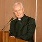 ** FILE ** This undated photo shows Monsignor Nunzio Scarano in Salerno, Italy. (AP Photo/Francesco Pecoraro)
