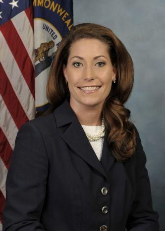 Alison Lundergan Grimes, Kentucky's Secretary of State (sos.ky.gov)