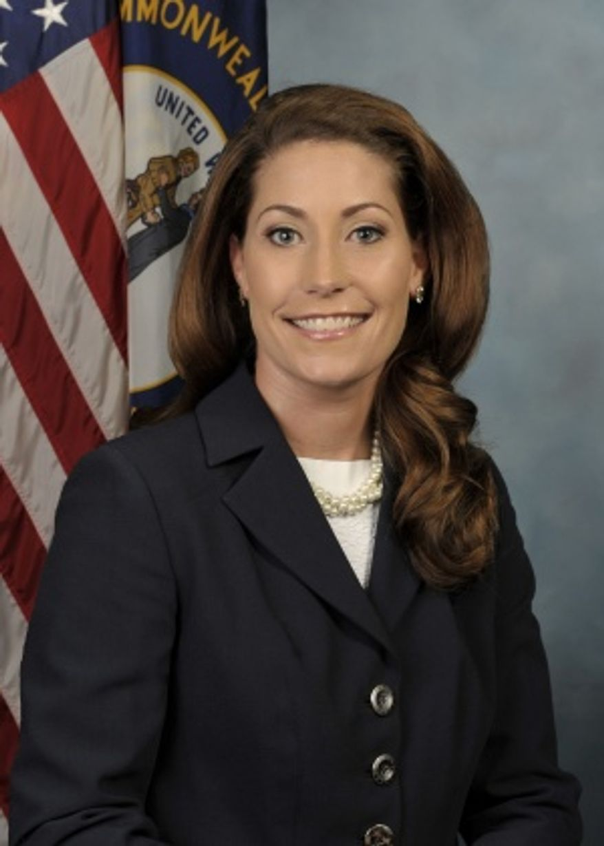 Alison Lundergan Grimes, Kentucky's Secretary of State (sos.ky.gov)