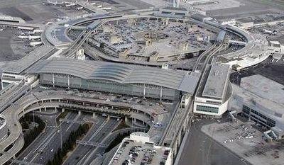** FILE ** San Francisco airport (Associated Press)