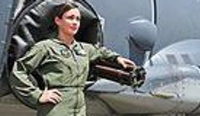 Army Col. Charles Beckwith died when his granddaughter was 1 year old. (Associated Press)