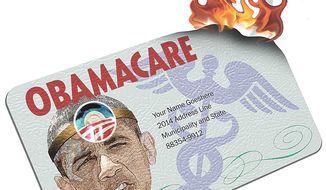 Obamacare (The Washington Times)