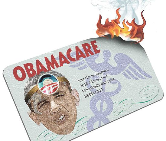 Obamacare (The Washington Times)