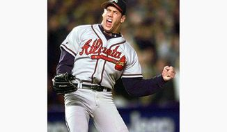 ** FILE ** Former Major League Baseball closer John Rocker (Associated Press)