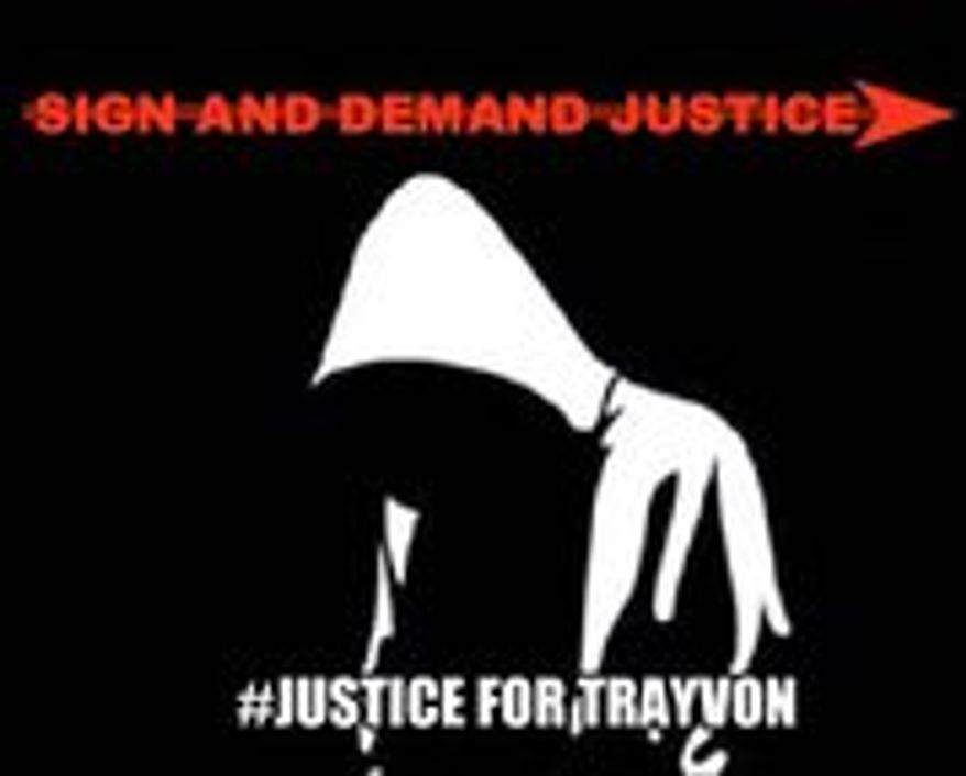 An NAACP petition filed through MoveOn.org calls for the Justice Department to file civil rights charges against George Zimmerman, acquitted in the death of Trayvon Martin. (MoveOn.org)