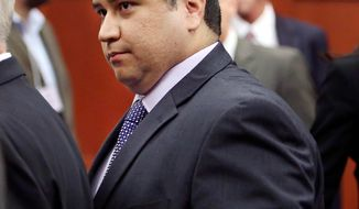 ** FILE ** George Zimmerman (Associated Press)