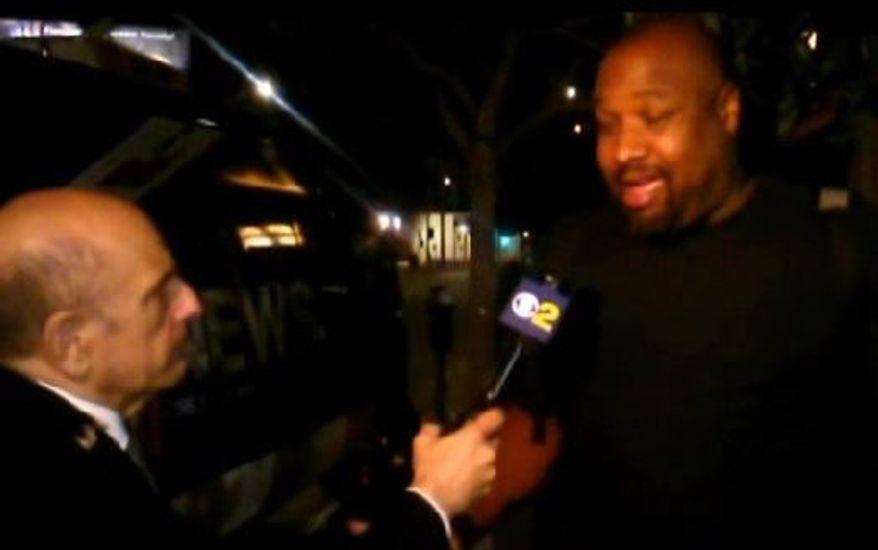 Image: CBS2, KCAL9 Los Angeles