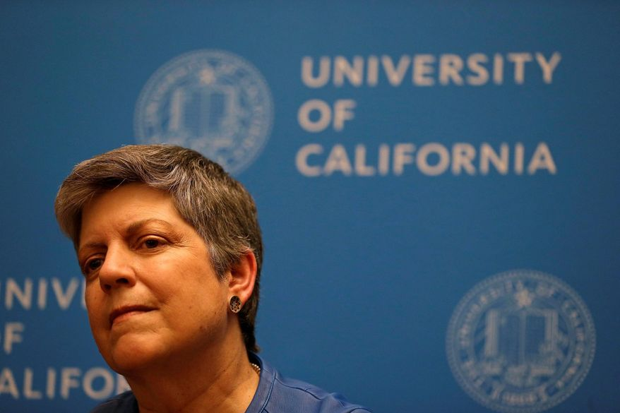 Homeland Security Secretary Janet A. Napolitano is leaving her post, and another large hole in administration leadership. (Associated Press)
