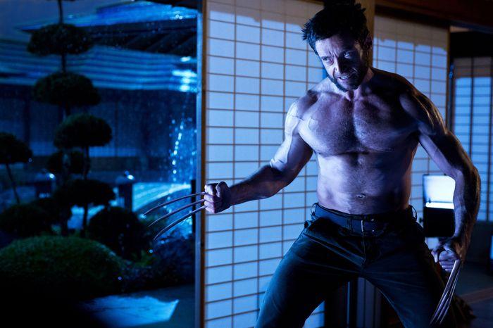 """Hugh Jackman as Logan/Wolverine in a scene from the film, """"The Wolverine.""""  (AP Photo/Twentieth Century Fox, Ben Rothstein)"""