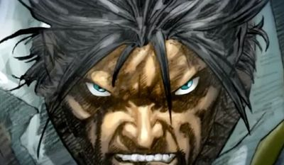 Wolverine is ready for a fight in the motion comic Wolverine Origin from Shout! Factory and Marvel Knights Animation.