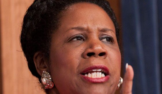 Rep. Sheila Jackson Lee, Texas Democrat (Associated Press/FILE)