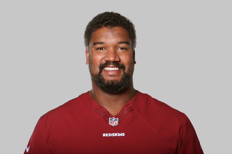 This is a 2013 photo of Chris Chester of the Washington Redskins NFL football team. This image reflects the Washington Redskins active roster as of Monday, June 10, 2013 when this image was taken. (AP Photo)