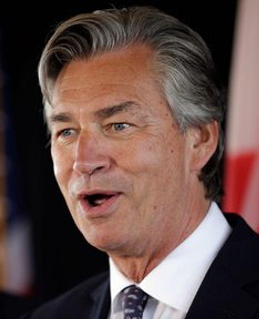 Ambassador Gary Doer of Canada (Associated Press)