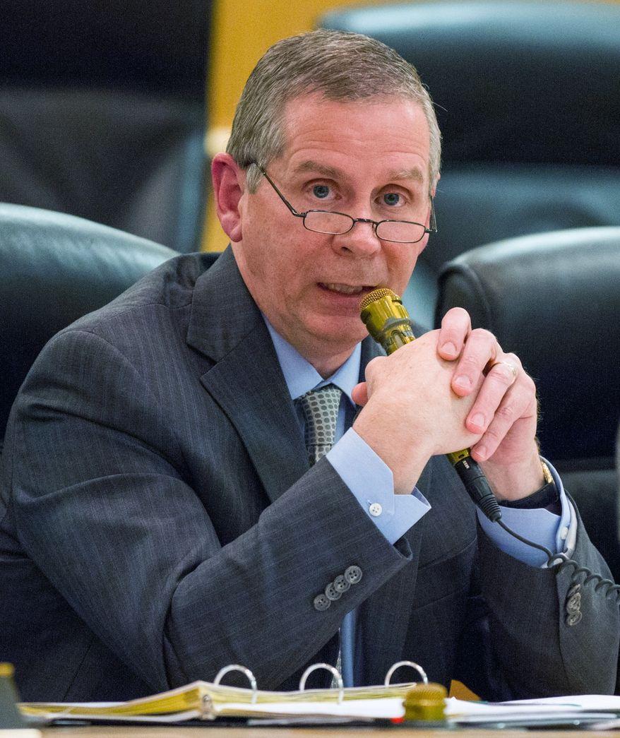 **FILE** Rep. Joe Pitts, Pennsylvania Republican (Associated Press)