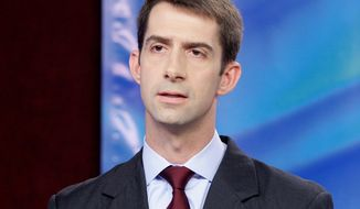 Rep. Tom Cotton (Associated Press)