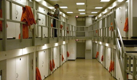 D.C. Jail (File photo)