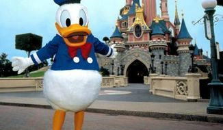 ** FILE ** Donald Duck (Associated Press)