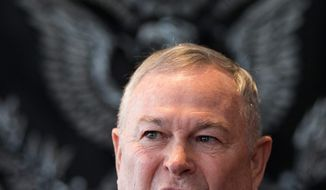 """Let's get out of the way, make sure we empower the VA physicians to do their job. Our veterans deserve that from us,"" said Rep. Dana Rohrabacher, California Republican. (Associated Press)"