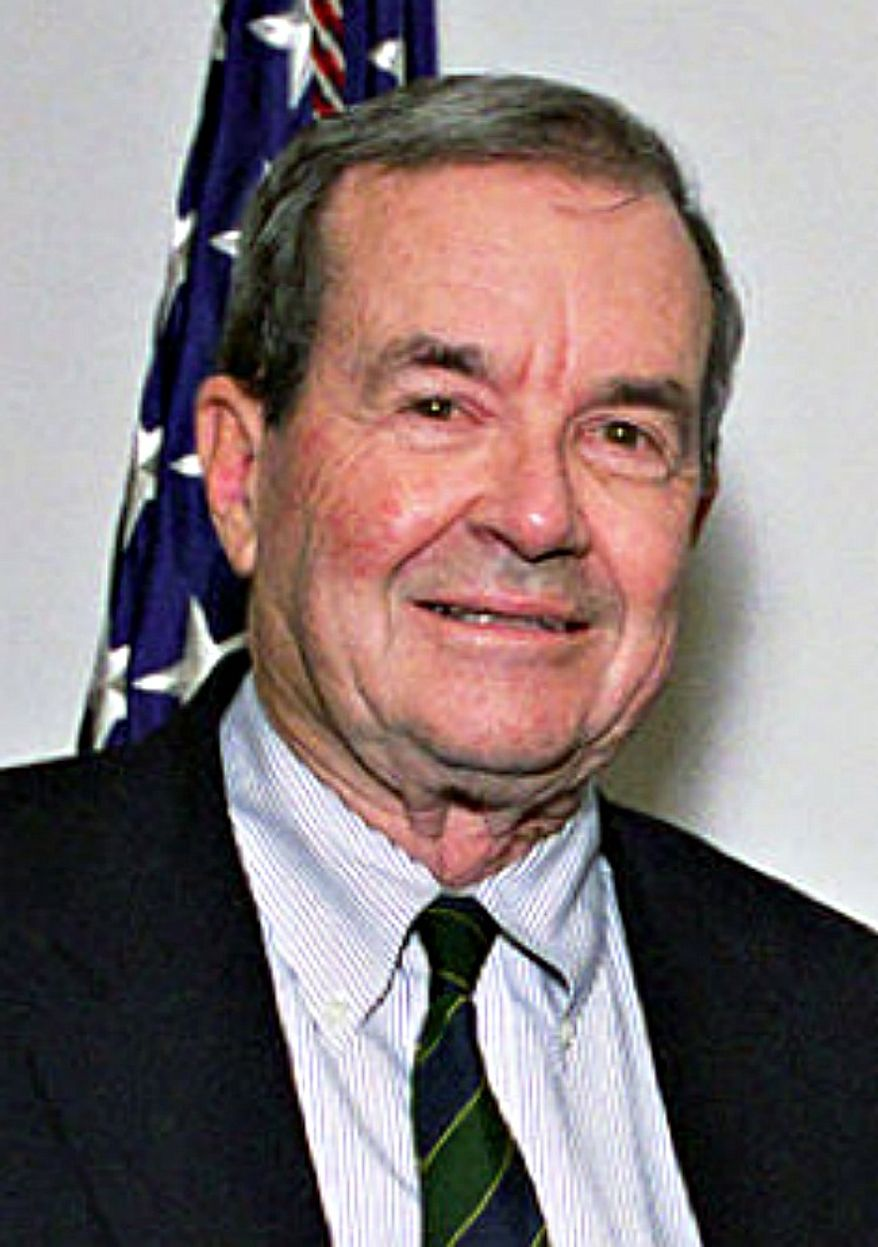 William P. Clark (Screen grab from http://en.wikipedia.org/wiki/William_P._Clark,_Jr.)