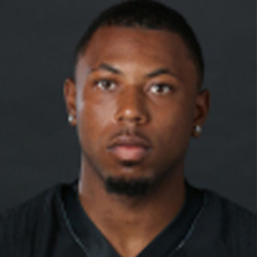 "This undated photo provided by Vanderbilt University shows Jaborian ""Tip"" McKenzie, 19, of Woodville, Miss. McKenzie and three other former Vanderbilt football players have been indicted on five counts of aggravated rape each of an unconscious 21-year-old student at a campus dormitory in June. (AP Photo/Vanderbilt University)"