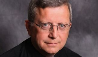 Father Patrick Dowling (Courtesy of catholicnewsagency.com)