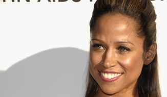 Actress Stacey Dash arrives at the Elton John Oscar party in West Hollywood, Calif., on March 7, 2010. (Associated Press) **FILE**